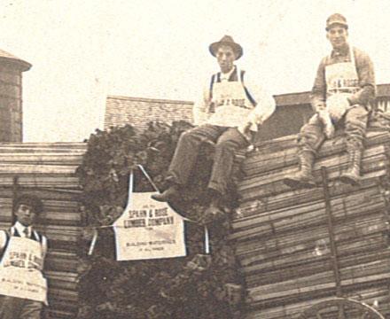 Timeline 1904 Horse
