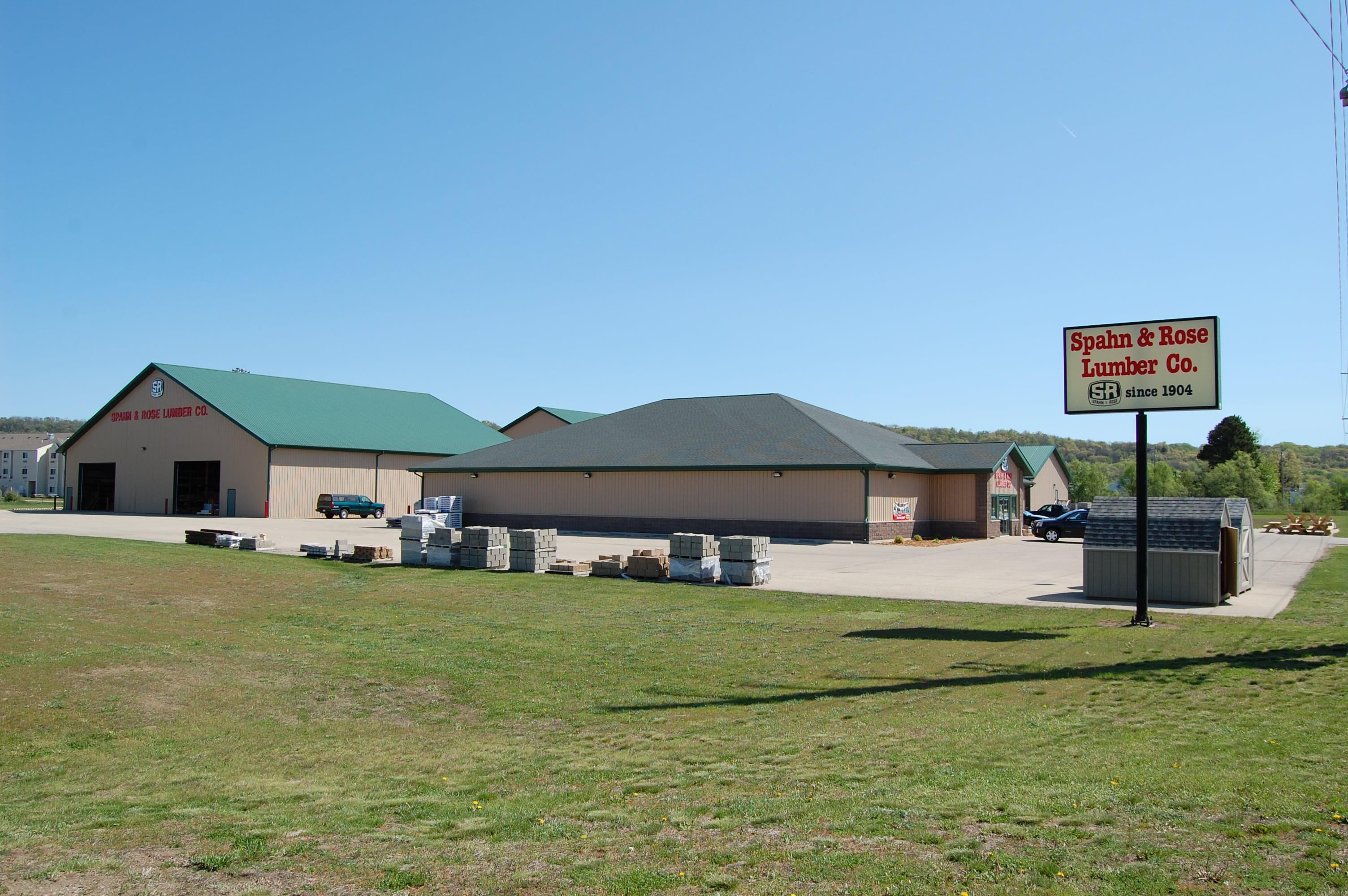 Prairie Du Chien Store Front